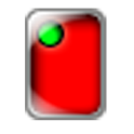 Keyboard Theme SilverRed Droid icon