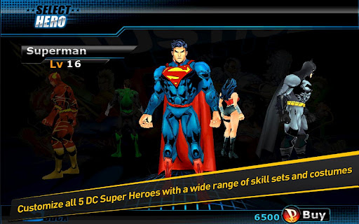 ���� ������ ������� : Justice League: Earth's Final Defense