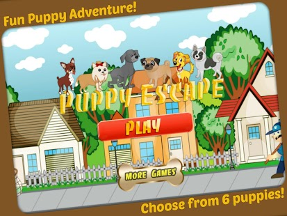 Puppy Rescue - Pet Escape HD