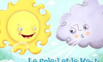 Screenshot of Le Soleil et le Vent