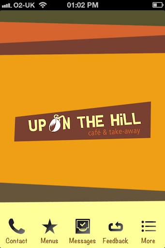 Up On The Hill Cafe