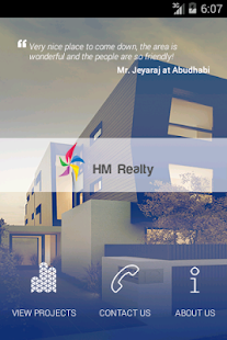 HM Realty- screenshot thumbnail