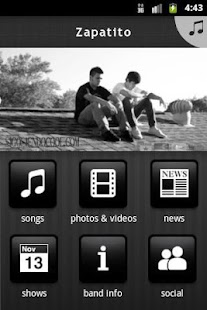Zapatito - screenshot thumbnail