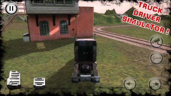 Highland Truck Driver Car Sim