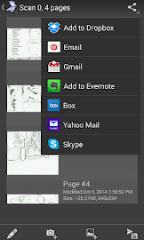 Mobile Doc Scanner 3 Lite Screenshot 3