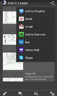 Mobile Doc Scanner 3 Lite- screenshot thumbnail