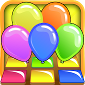 Kids Memory Game – Balloons