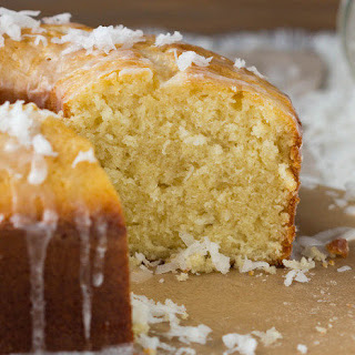 Low Fat Coconut Cake 14