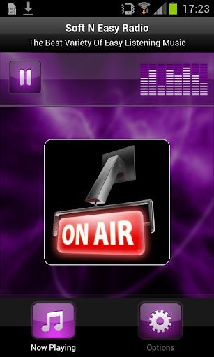 【免費音樂App】Soft N Easy Radio-APP點子