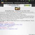 Drag Racing money rp (no root) icon