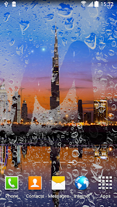 Dubai Night Live Wallpaper screenshot 4