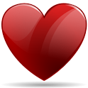 SL Dark Heart Theme icon