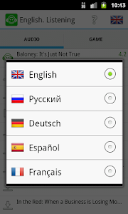 Learn English. Listening. Pro v2.05