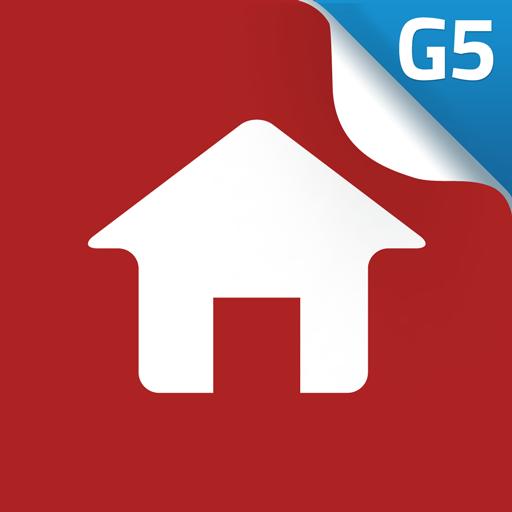 SikkertHjem G5 App LOGO-APP點子