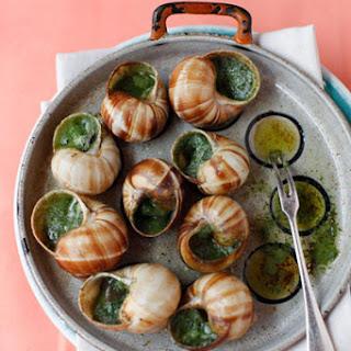 Snail No Shell Recipes.