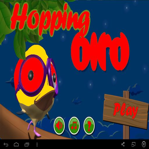 The Hopping Bird