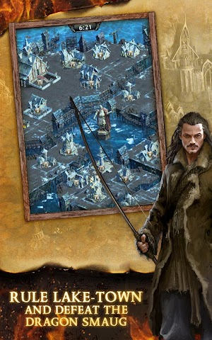 android Hobbit: King. of Middle-earth Screenshot 2