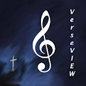 VerseVIEW Christian Song Book logo
