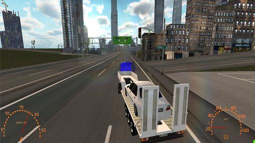 Truck Simulator Driver USA