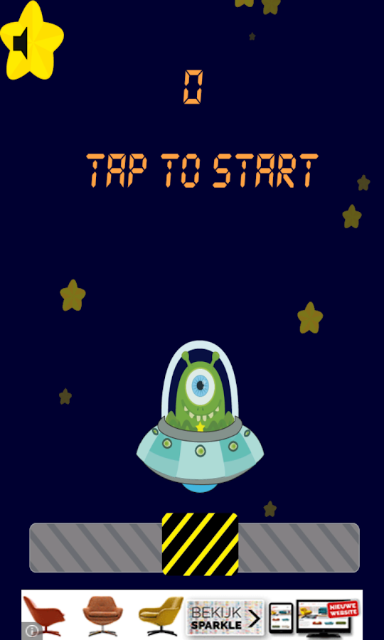 Alien Flight- screenshot
