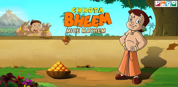 Chhota Bheem Mice Mayhem Lite