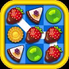 Chocolate Game Dessert Crazy icon