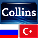 Russian<>Turkish Dictionary TR logo
