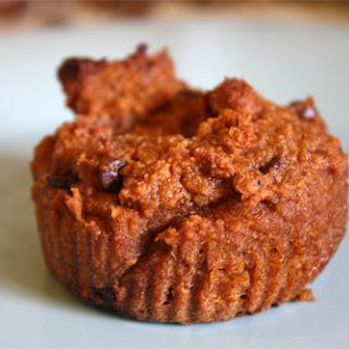 Chunky-Monkey Pumpkin Muffins