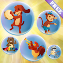 Music Bubbles for Toddlers Kid icon