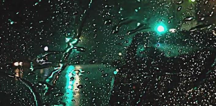 Rain at Night HD