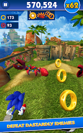Sonic Dash Screenshot 3