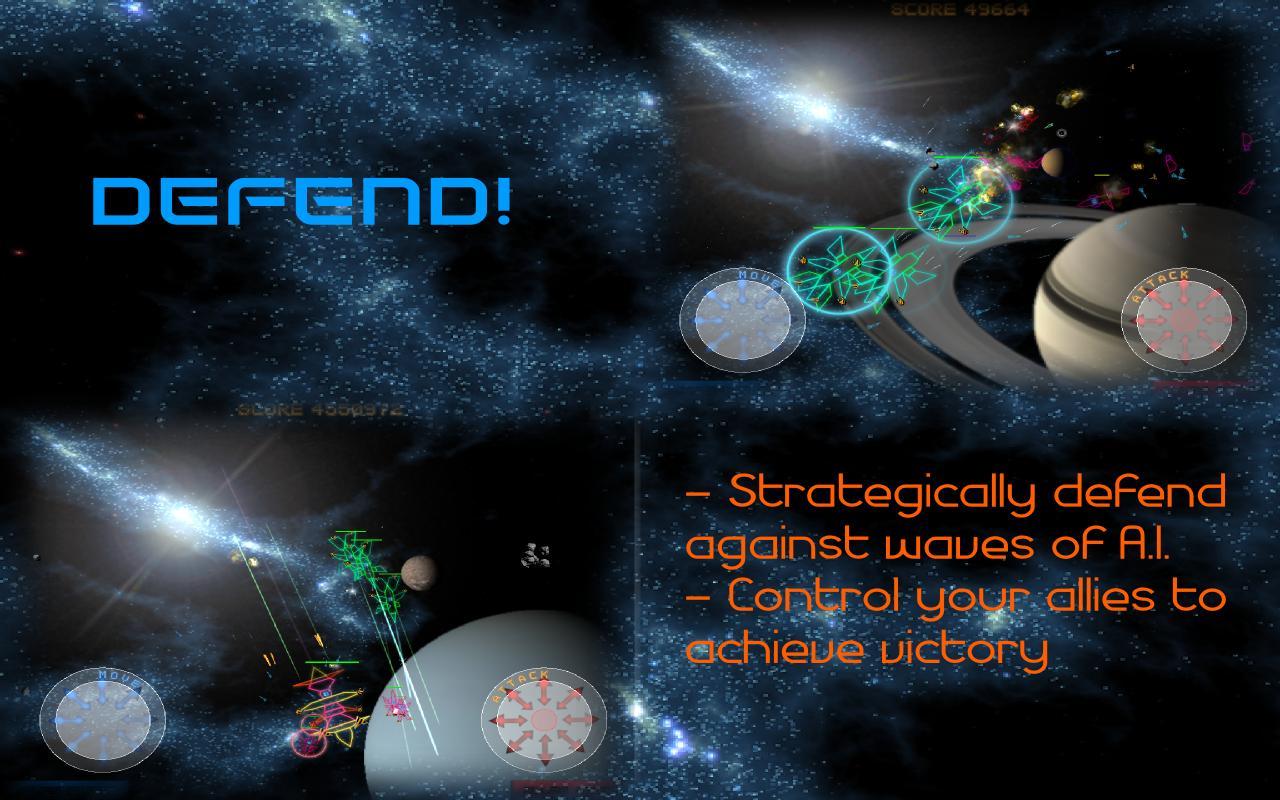 Space Conquest- screenshot