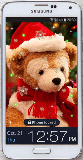 Funny Bears HD live wallpaper