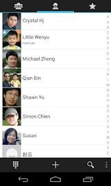 ExDialer - Dialer & Contacts Screenshot 2