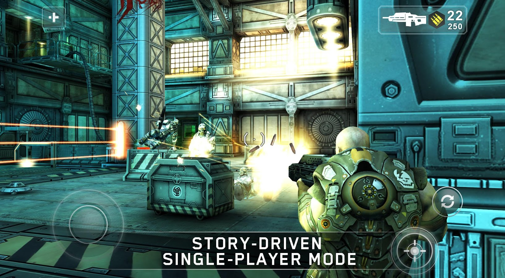SHADOWGUN- screenshot