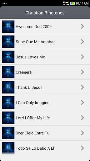 【免費音樂App】基督教鈴聲-APP點子