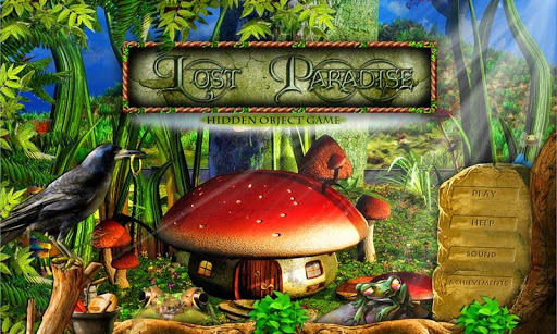 Lost Paradise - Hidden Objects