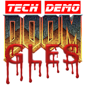 Doom GLES Tech Demo
