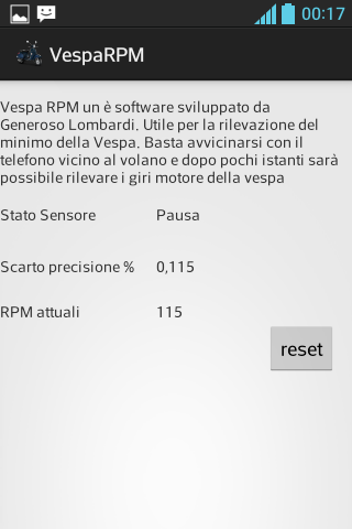 VespaRPM
