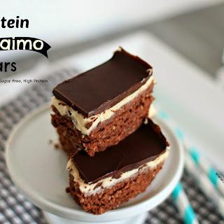 Protein Nanaimo Bars