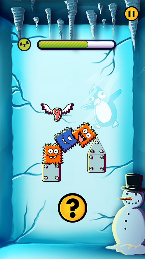 Monster Stack 3 HD- screenshot