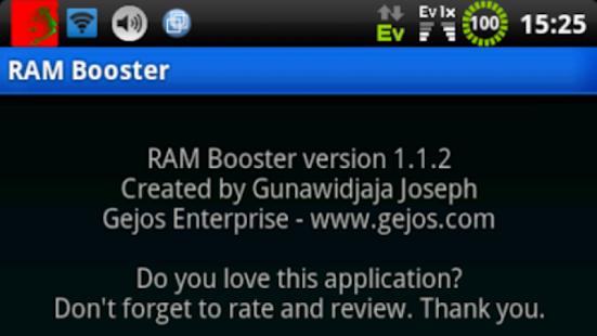 玩工具App|[Donate] RAM Booster免費|APP試玩