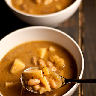 Potato Bean Soup