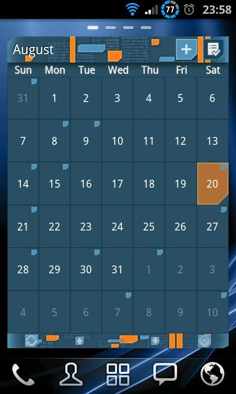 APW Theme Online- screenshot