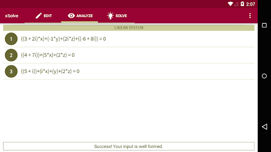 xSolve - Equation Solver screenshot 6