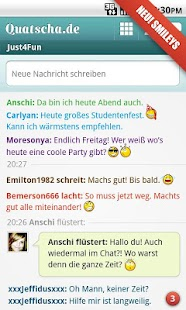 Quatscha.de Chat - screenshot thumbnail