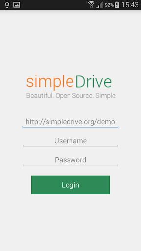 simpleDrive