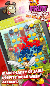 Match-3 - Mr. Fruit v1.0.31