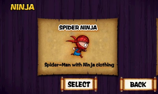 Yoo Ninja! Free - screenshot thumbnail