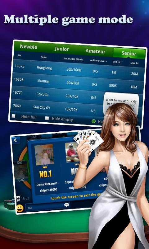 Boyaa Poker - screenshot